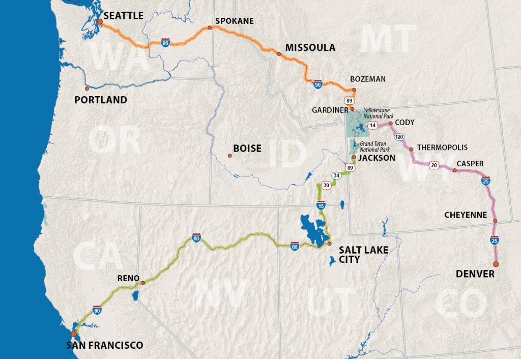 Wyoming Road Trip: 3 Epic Routes to Yellowstone & Grand Teton