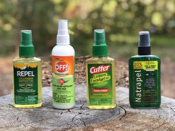 Best Natural Bug Repellents