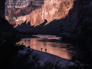 Into the Canyon: Pete McBride highlights threats to Grand Canyon in new film and book project