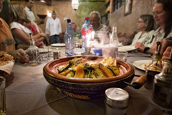 Moroccan Meal