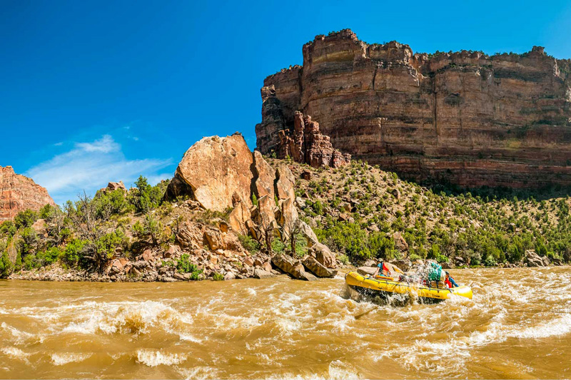 Colorado's Snowpack is at 539%, But What Does That Mean for Rafting?