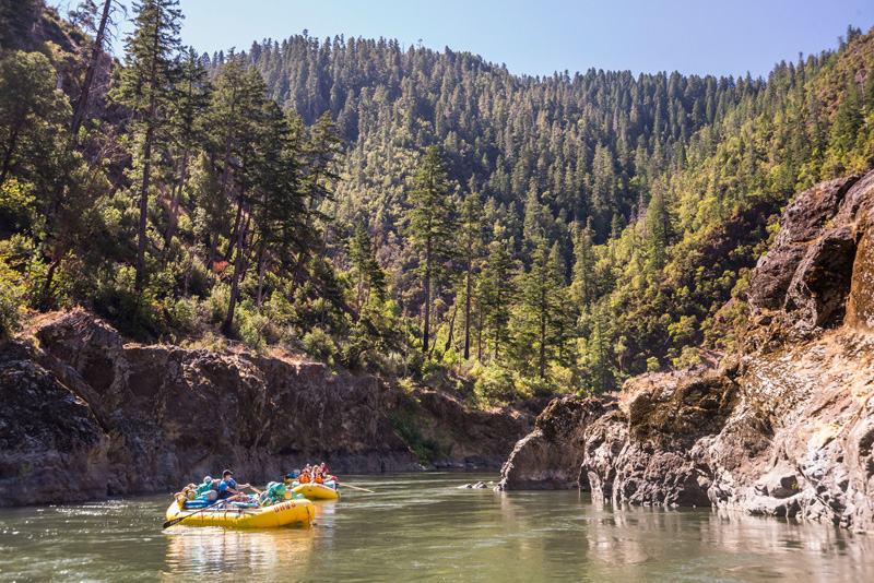 Why Fall is the Best Time for Rafting Trips