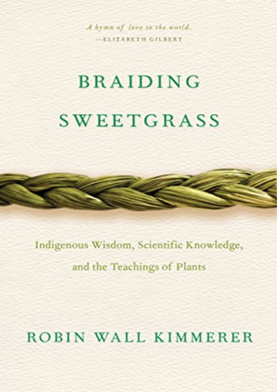 Inspiring Books for Women Who Love the Outdoors | Braiding Sweetgrass