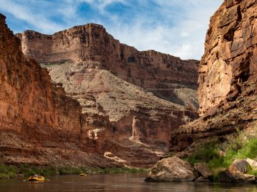 Guided River Trip in Grand Canyon