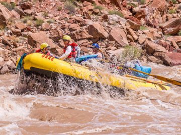 Cataract Canyon Rafting with OARS in Utah