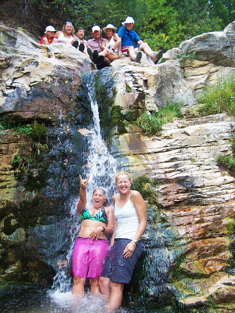 What to do in Dinosaur National Monument: Ely Creek Falls
