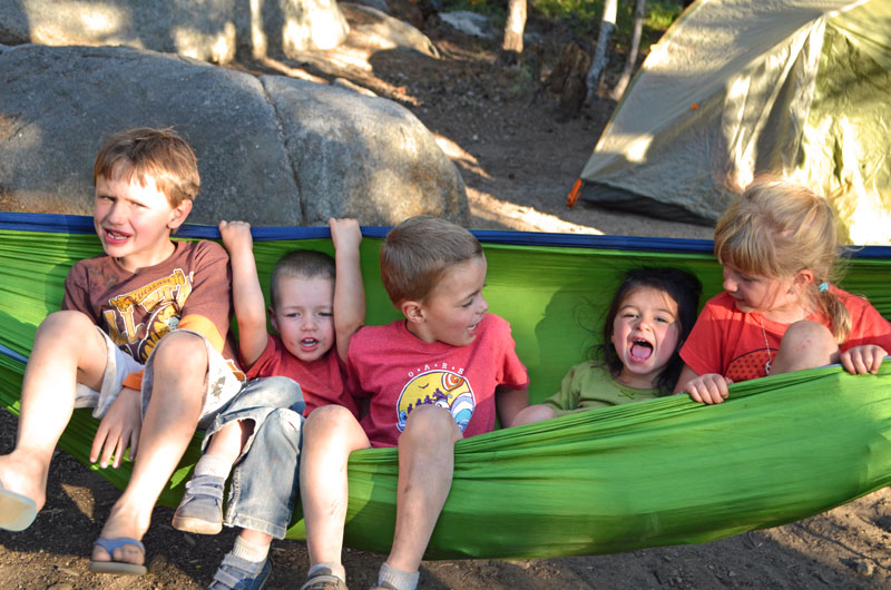 Tips on how to tackle challenges during outdoor adventures with kids