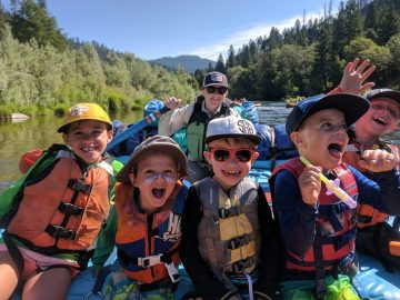 20 Reasons Why a Rafting Trip is the Perfect Family Vacation