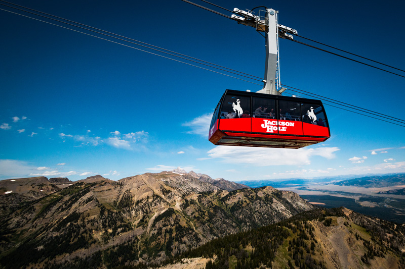 Jackson Hole Resort Tram | What to Do in Jackson, WY