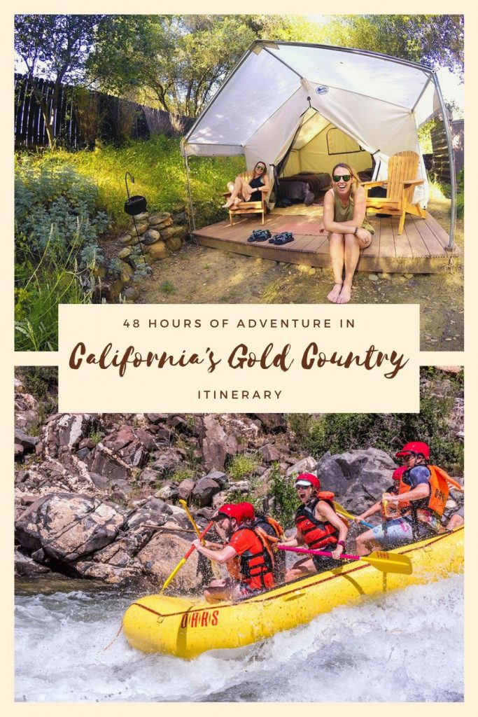 The Perfect 48-Hour California Gold Country Adventure