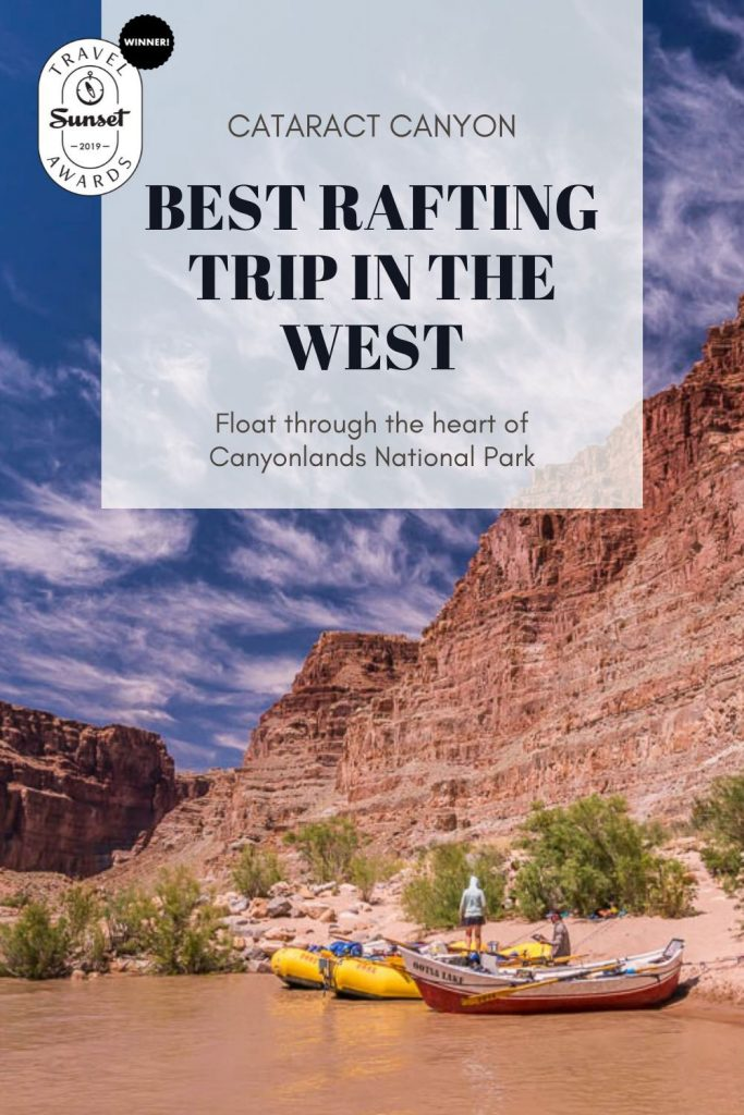 Best of the West: Cataract Canyon Rafting