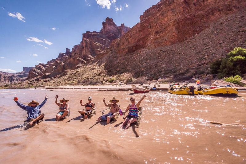 Sunset Travel Awards Winner - Best Rafting Trip: Cataract Canyon