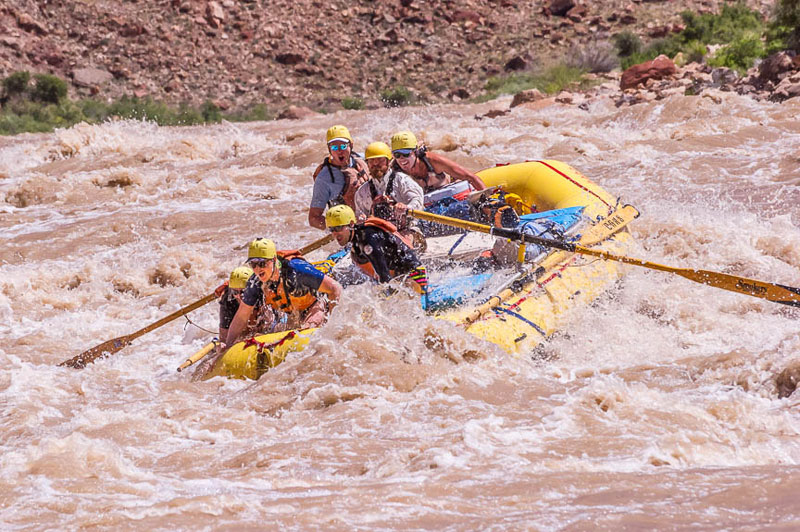 Best of the West: Cataract Canyon Whitewater Rafting in Canyonlands