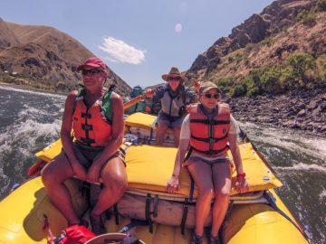 7 Tips for Your First Whitewater Rafting Trips