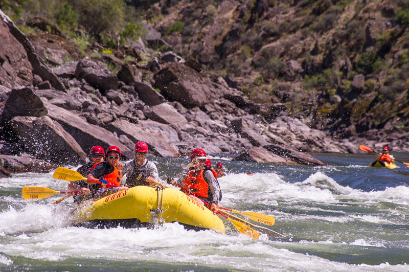7 Tips for Your First Whitewater Rafting Trip