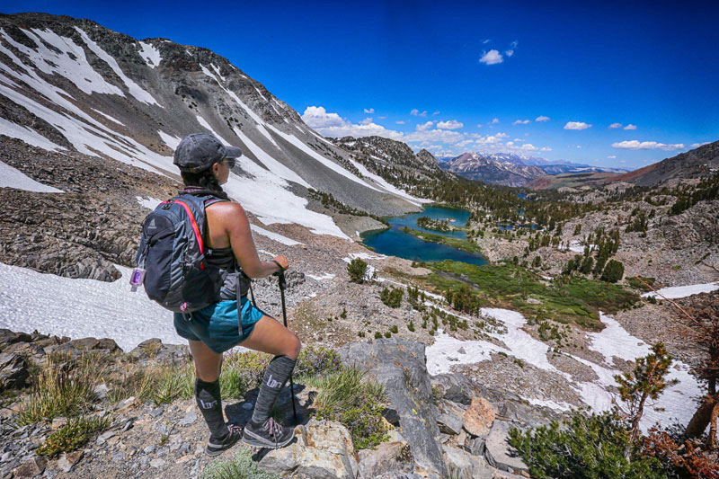 Los Angeles to Yosemite Road Trip: Mammoth Lakes Layover