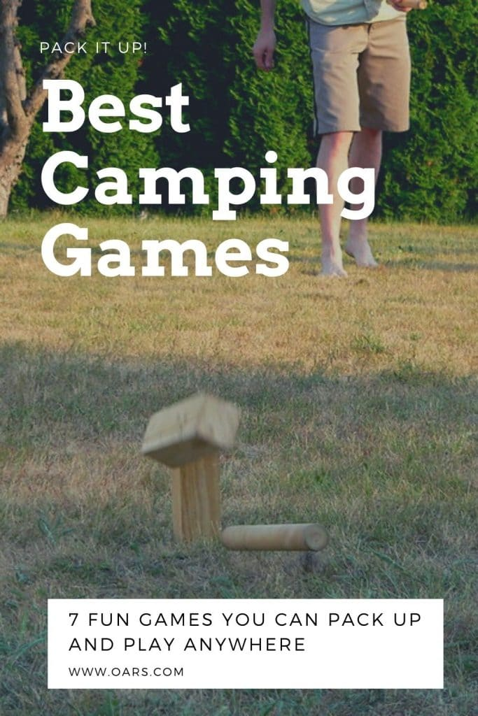 7 Fun Camping Games You Can Play Anywhere