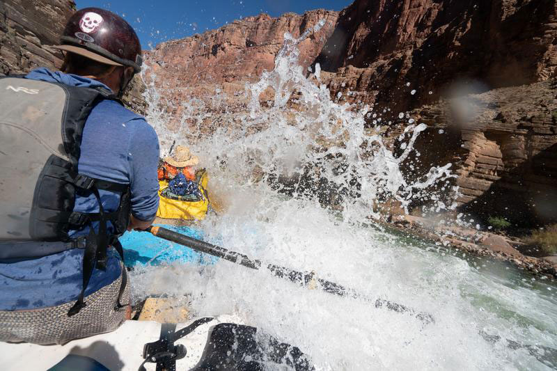 Top States for Whitewater Rafting