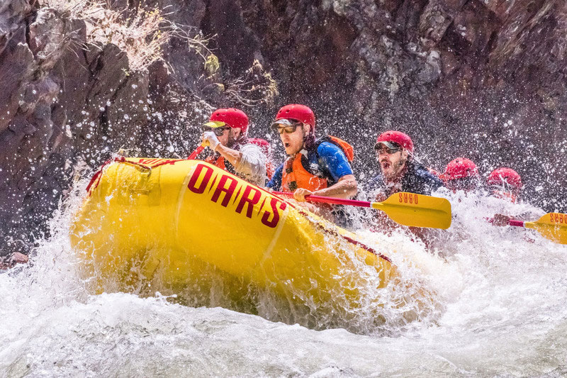 What is the Best State for Whitewater Rafting?