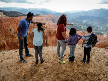 Utah Family Adventure: Cedar Breaks National Monument