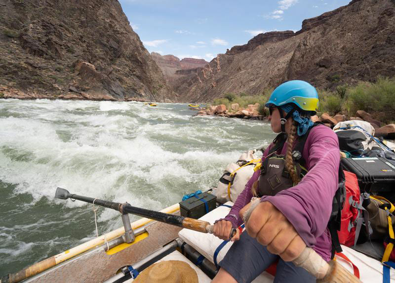 Private vs. Commercial Grand Canyon rafting trips