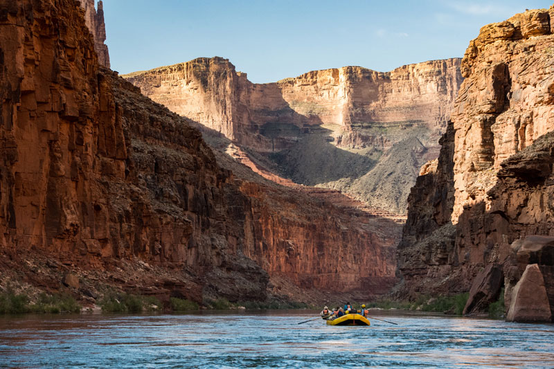 How to Raft the Grand Canyon