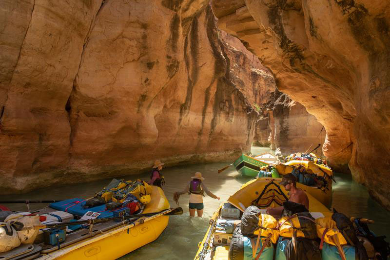 What to pack for a Grand Canyon rafting trip