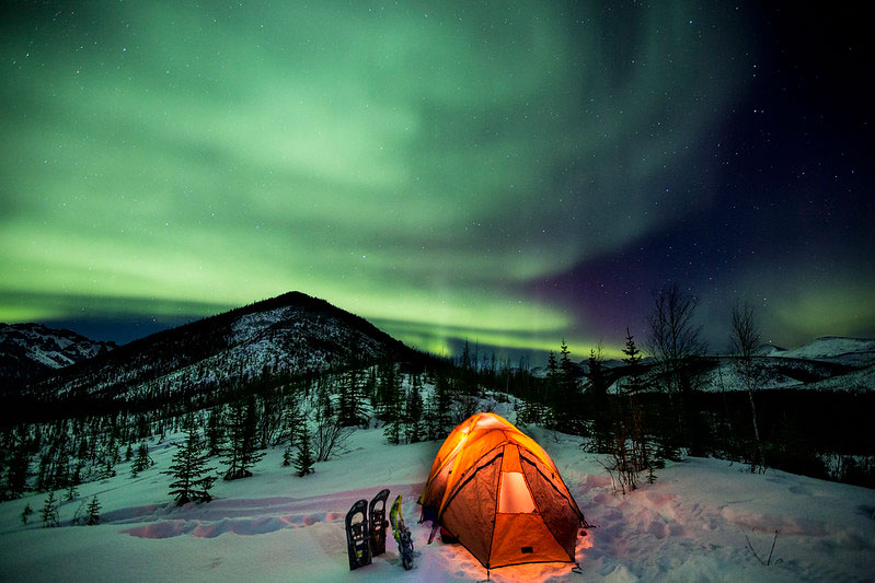 Alaska's Northern Lights
