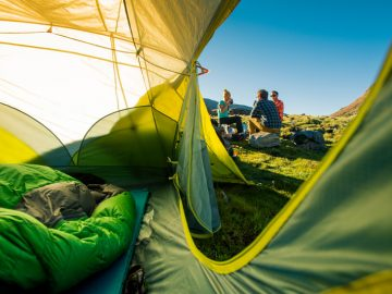 What to pack for camping trips