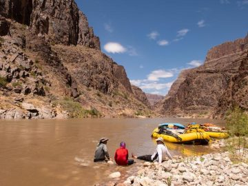 River Trips: Skip the Small Talk
