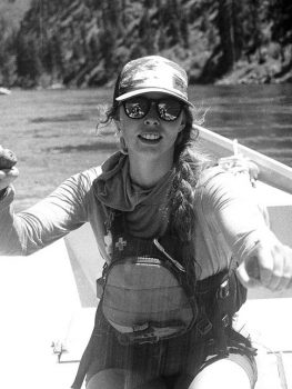 OARS Team | Hannah Stevens | Professional River Guide