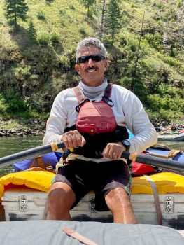 OARS Team | Mark James | Professional Guide