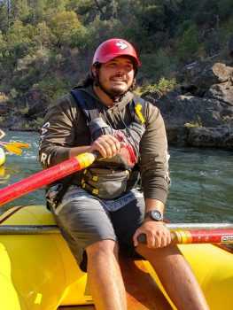 OARS Team | Austen Verdugo | Professional River Guide