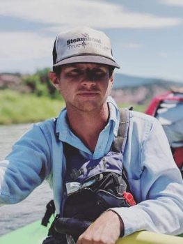 OARS Team | Travis Hale | Professional River Guide