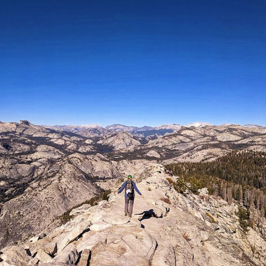 Yosemite Guided Hikes with OARS