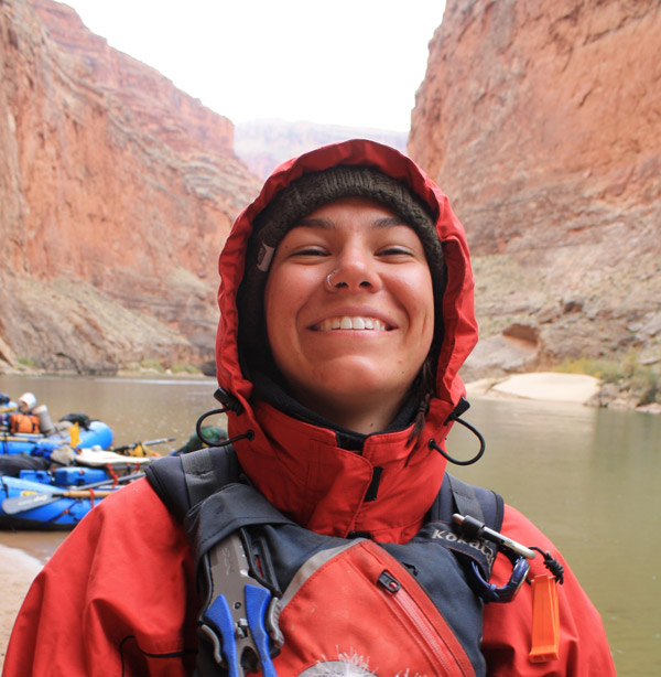 OARS Team | Ally Klaes | Professional River Guide