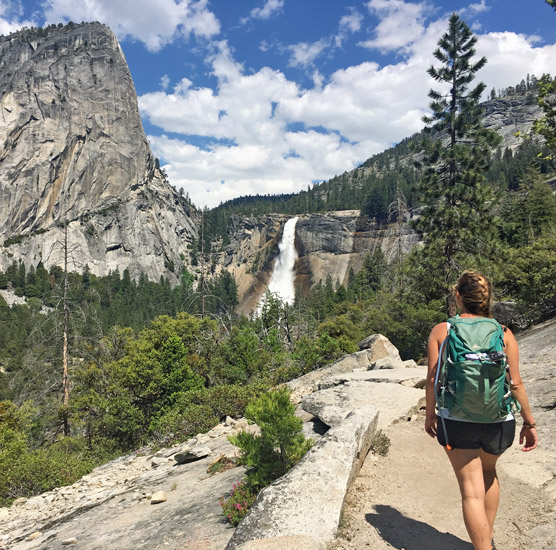 Yosemite Hiking & Rafting Tours