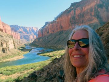People You Meet on the River: A Convo with Grand Canyon Dory Guest Ann Shull