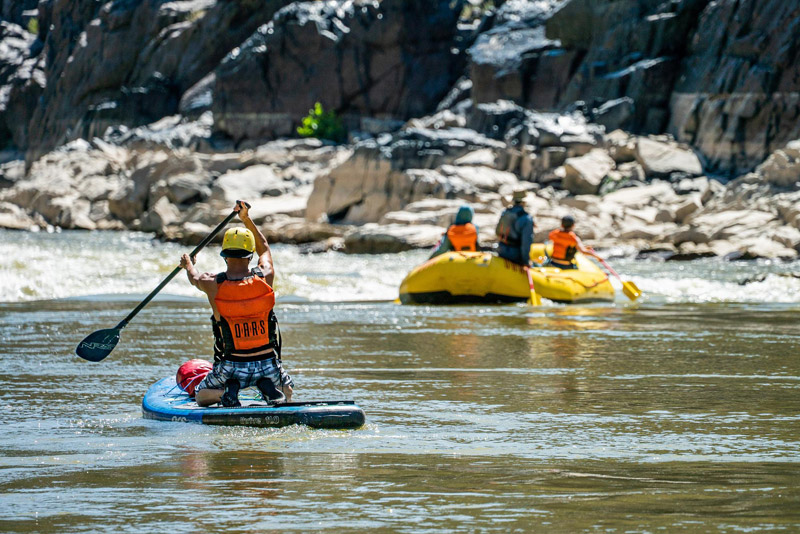 Westwater Canyon rafting