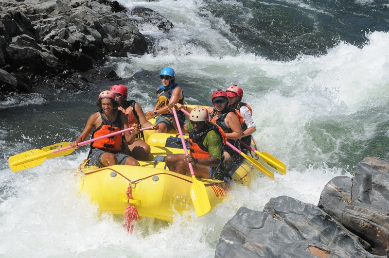 2021 Rafting Outlook: Business As Usual...Almost