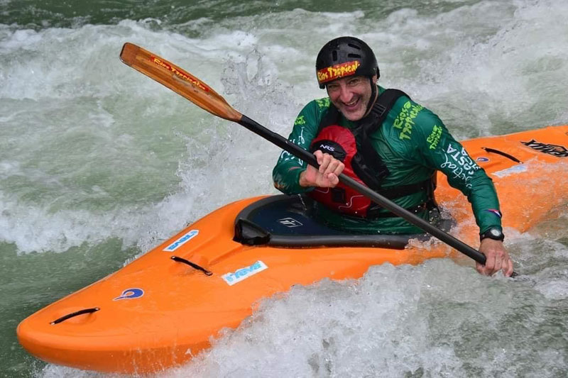 Remembering Rafael Gallo, an International Rafting Community Icon