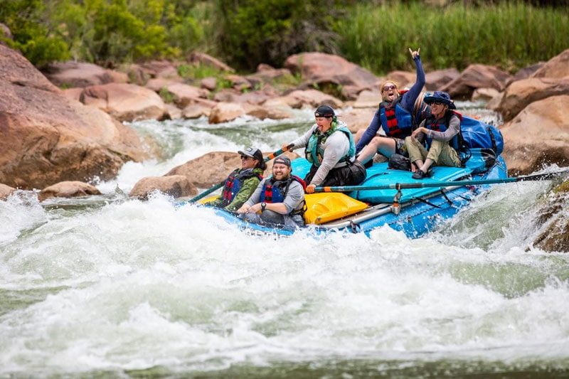 Whitewater Rafting Tips for Plus-size Rafters