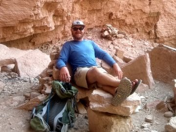 Max Andariese | OARS Grand Canyon guide