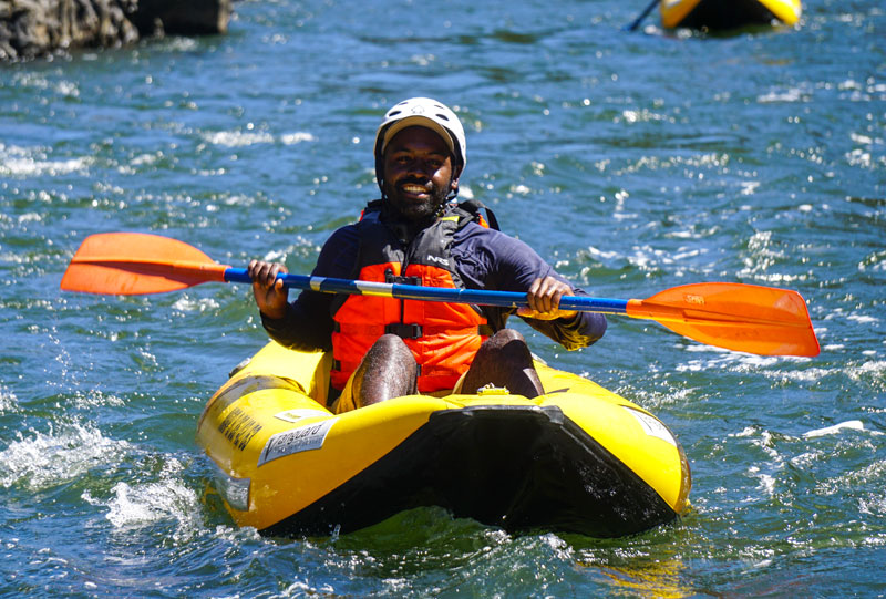 New Rules of the River: #PADDLEWISE Responsibility Code for Paddlers