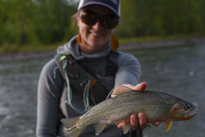 How to fly fish: A professional guide shares her best advice for newbies