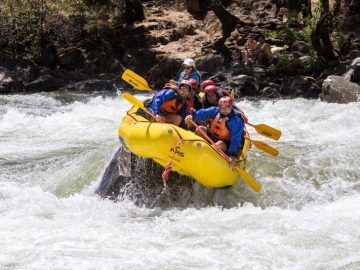 10 of the Best Rapids on the American River