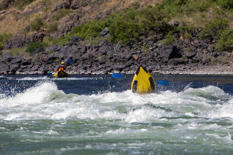 Intergenerational Family Vacation in Hells Canyon