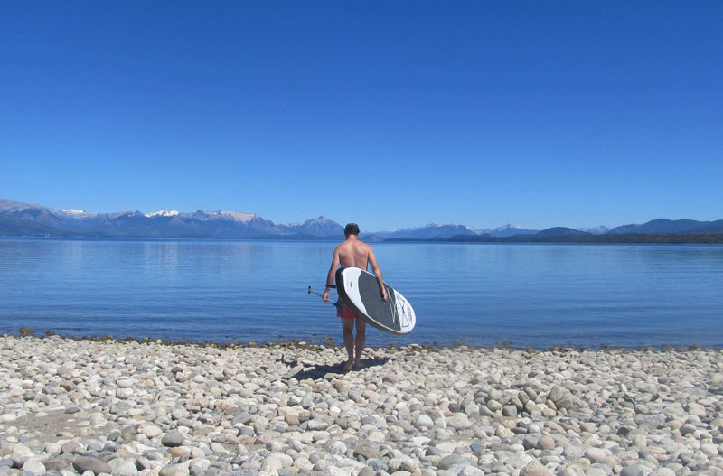 Get to know basic SUP gear