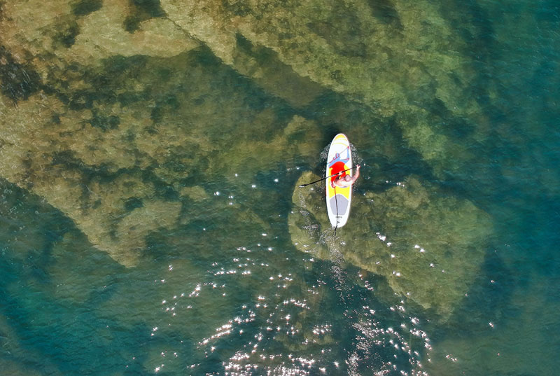 Stand up paddling tips for beginners