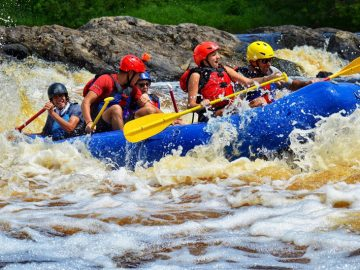 5 of the Best Whitewater Rafting Trips in the Midwest Rafting